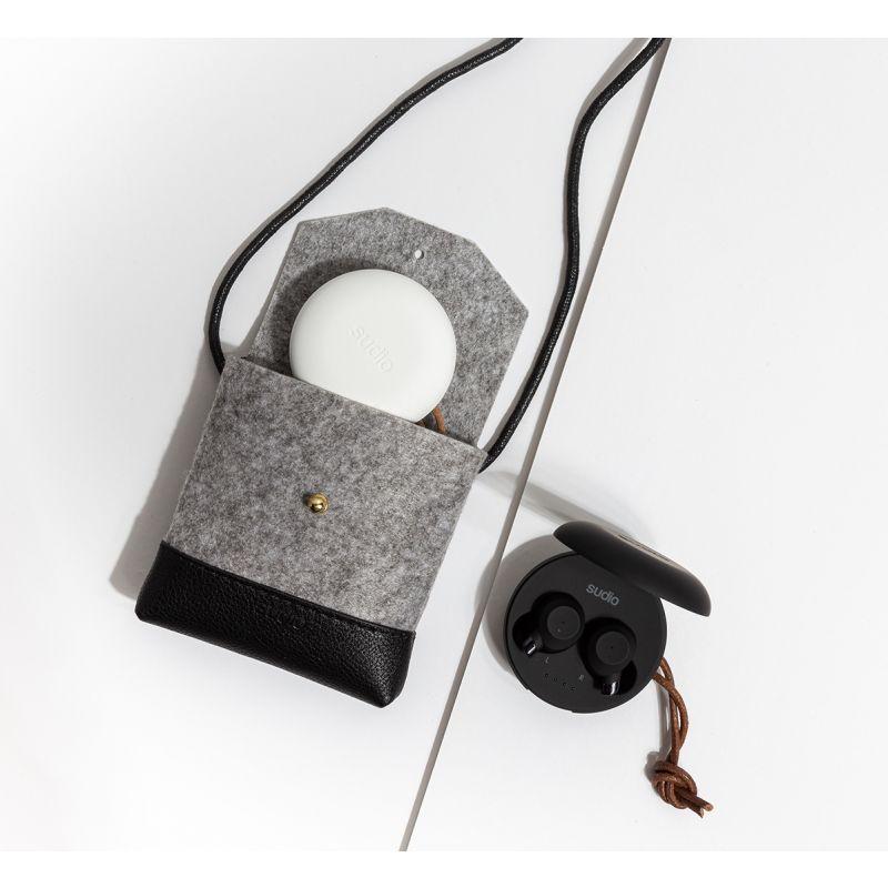 耳机收纳方包