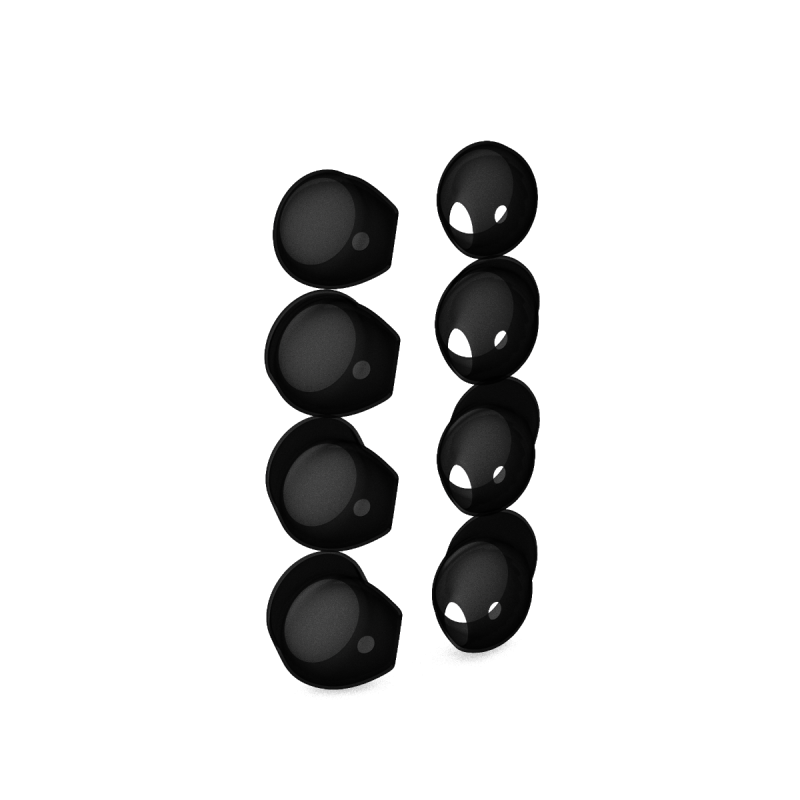 Nio Black Eartips