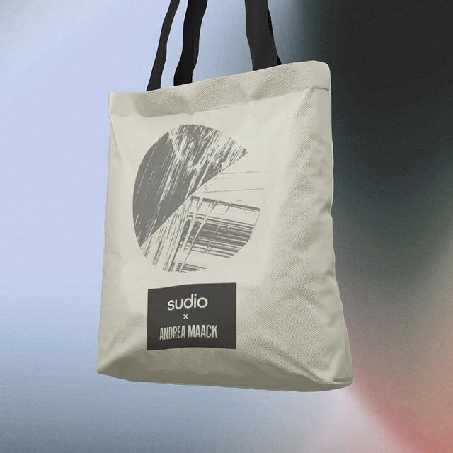 Have you had a chance to get your hands on our latest tote bag this year? We made a special design for 2021 together with @andreamaack, a visual and sensory artist from Iceland. I hope you guys like it as much as we do! Don't forget to share your photos with tote bag using #sudio #shapingsound