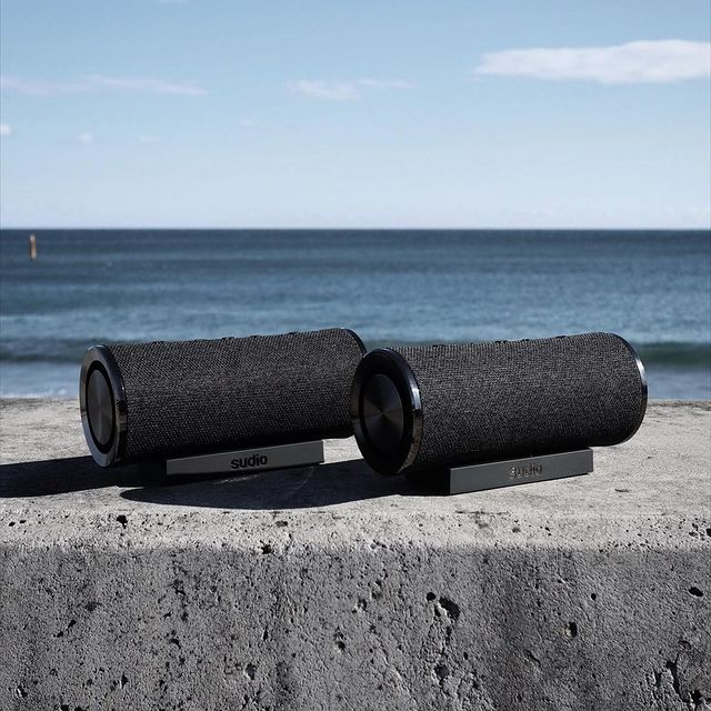 Name a better beach partner than our Femtio speakers.... I'll wait