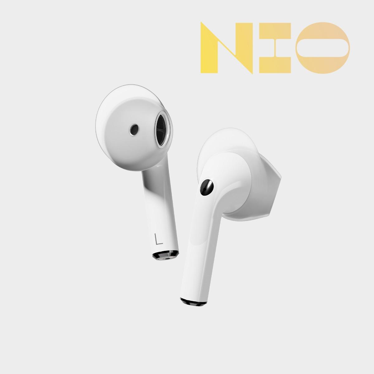 Sudio Nio 入耳式耳机 蓝牙耳机 无线 IPX4 自适应双麦克风技术